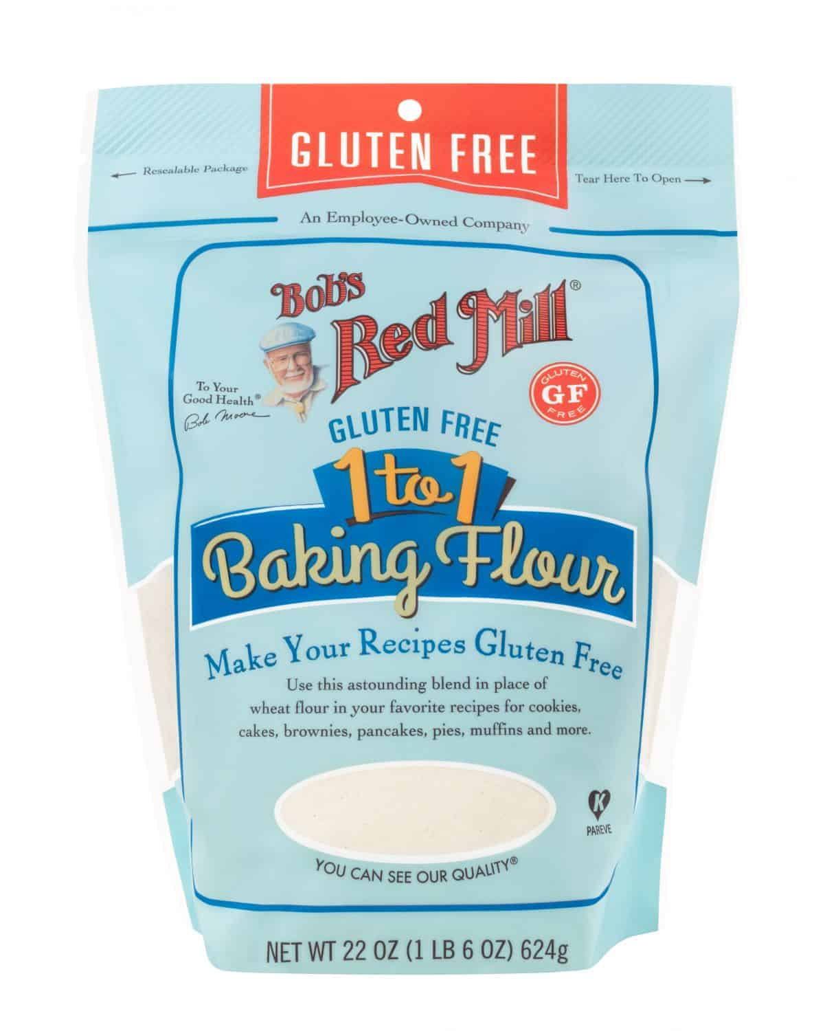 1 To 1 Gluten Free Baking Flour, 64 Ounce