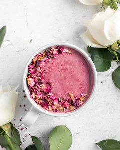 Rose Moon Milk: A Dreamy Sleep Tonic Recipe